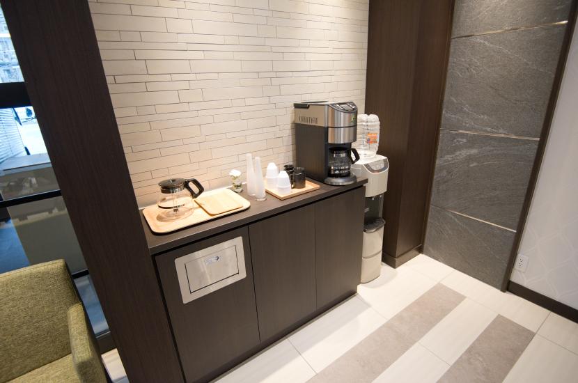 コーヒーサービスの写真